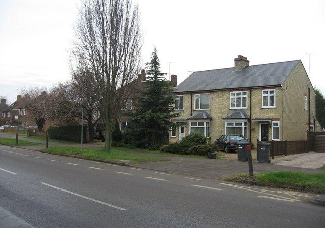 Shelford Road housing