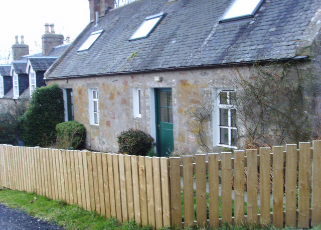 Cottages at Bayfield Mains