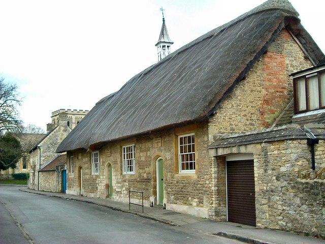 Iffley  The old Parochial School
