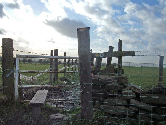 Crompton Circuit above Rushcroft