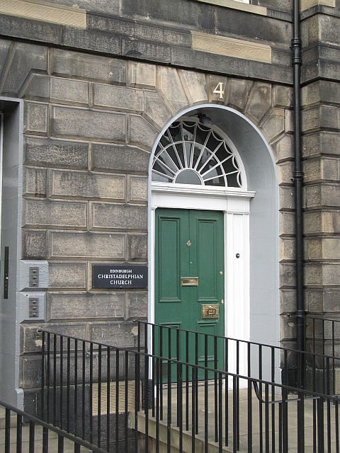 Edinburgh Christadelphian Church