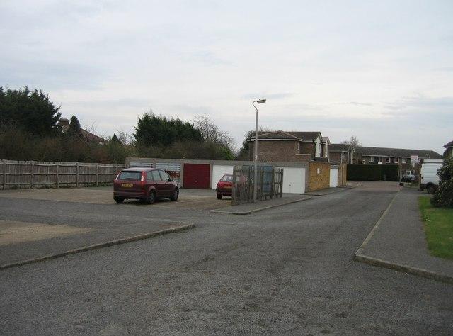 Bishops Court parking
