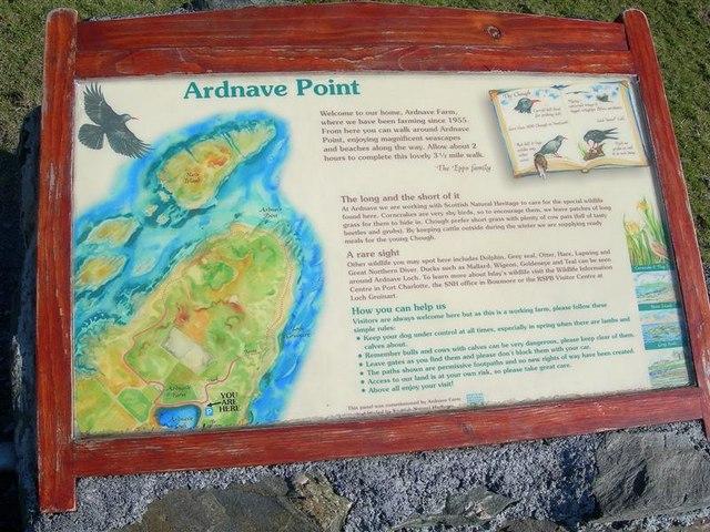 Ardnave Point Information Details