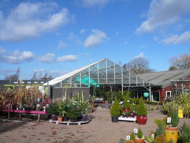 Coal Aston - Ferndale Garden Centre