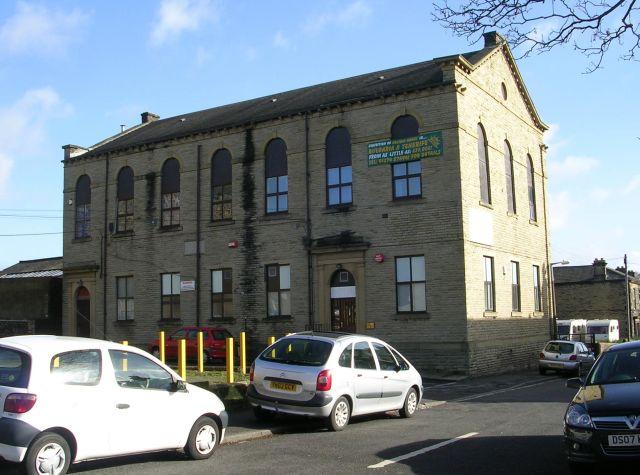 Former Chapel - Brooke Street