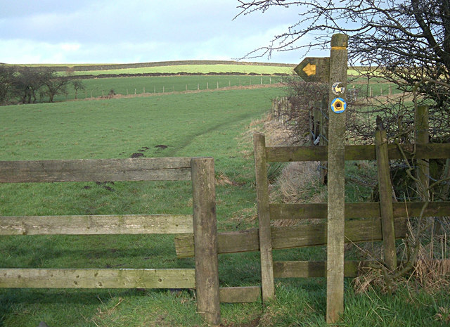 Stile on the Crompton Circuit and Oldham Way