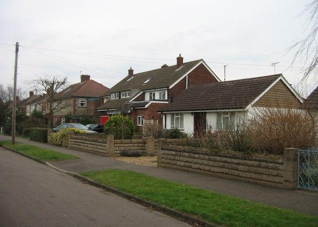 Mixed housing - Bishops Road