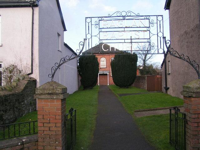 Raglan Baptist chapel