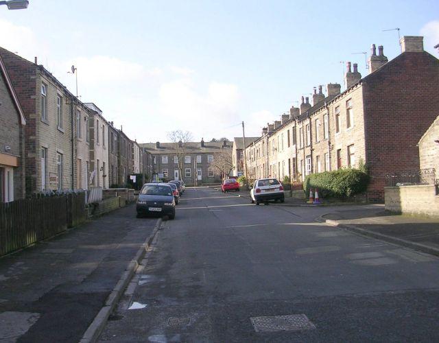 Neville Street - Bradford Road