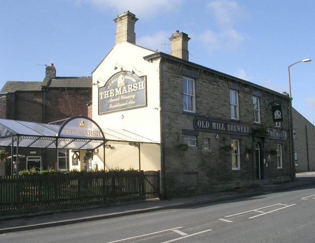 The Marsh - Bradford Road