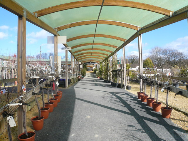 Dyche Lane - New Leaf Garden Centre