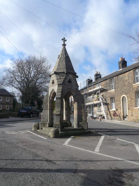 Dronfield High Street View