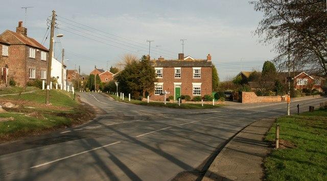 Walkington Road - Skidby Road Junction