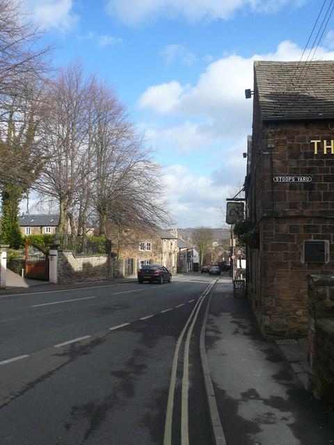 Dronfield High Street