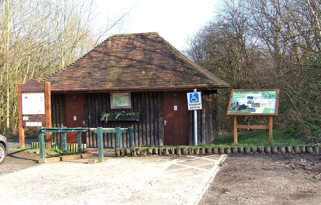 Severn Valley Country Park Public Convenience