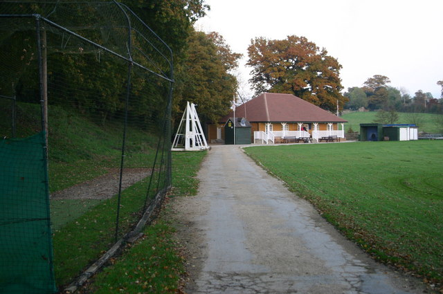 Tiddington Cricket Pavilion
