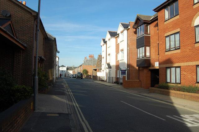 Union Street, Newport