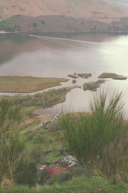 Over Derwent Water