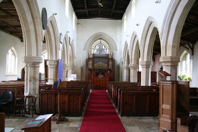 St.John's nave