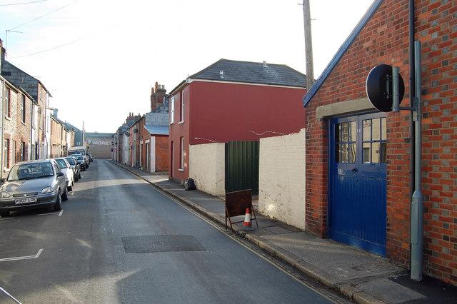 New Street, Newport