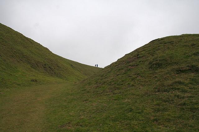 Iron Age Defences
