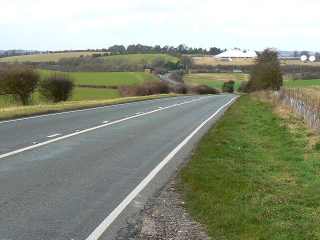 A272 near Chilcomb