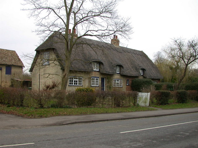 Thatched Cottages, Comberton Road