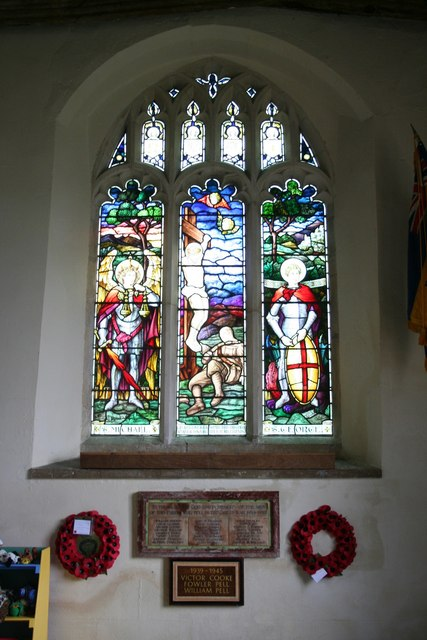 War Memorial Window