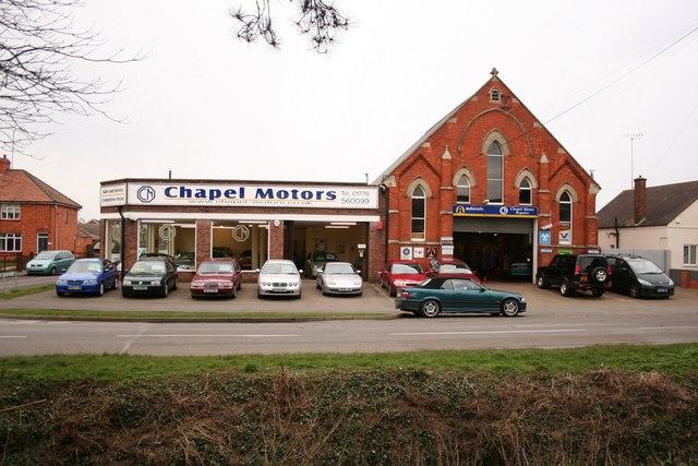 Chapel Motors