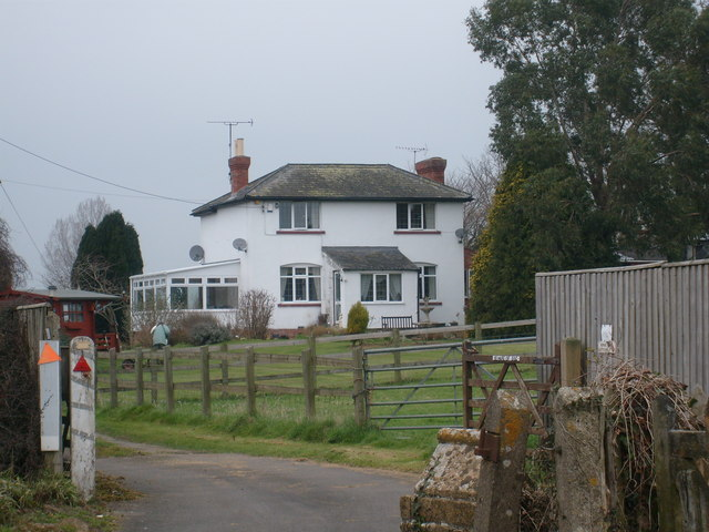 Ex-Stationmaster's House