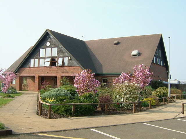 Weybrook Park Golf Club - Clubhouse