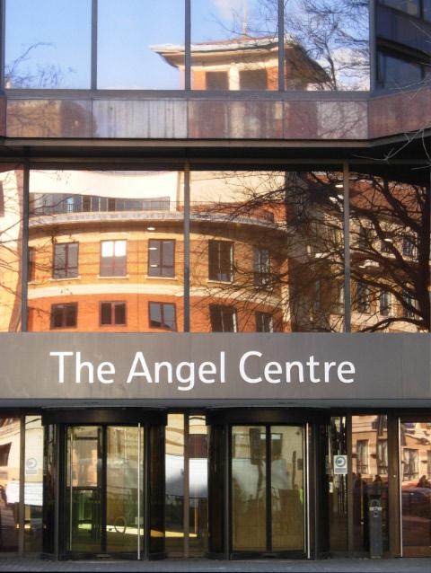 The Angel Centre, Islington