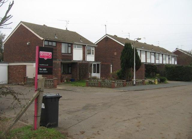 Exeter Close housing