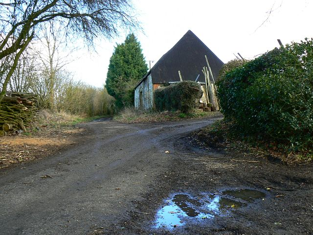 Ridge Farm, Ridge Top Lane, near Froxfield Green