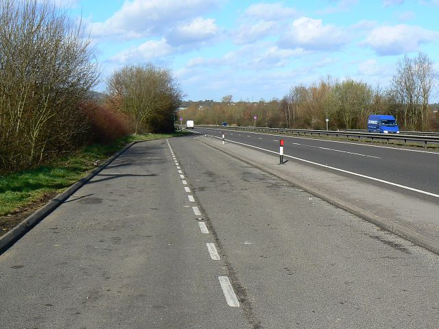 Layby, A3 south of Petersfield