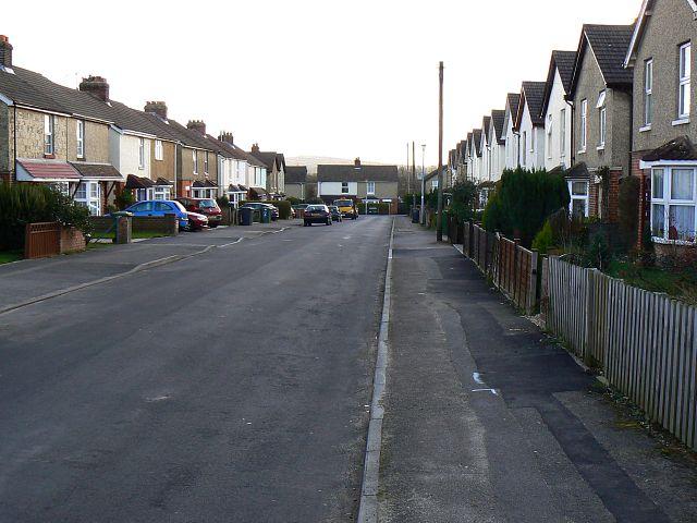 Houses in Princes Road, Petersfield