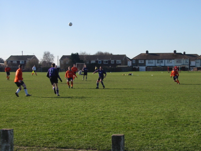 Sports ground off Cavell Square