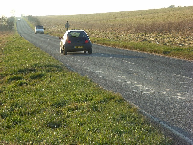 The B390, Chitterne Down