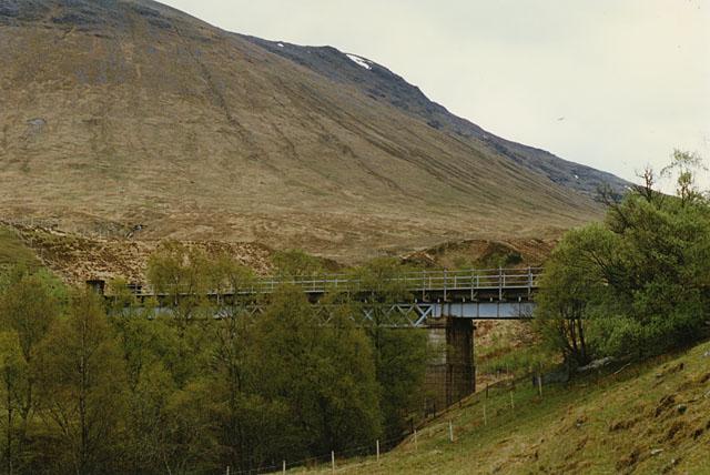 West Highland railway bridge