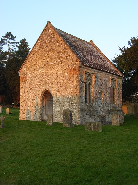 St Mary's, Chitterne