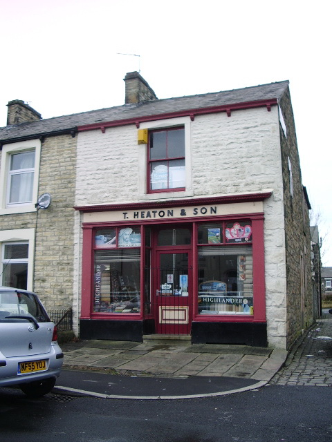 T. Heaton & Son, West View, Clitheroe