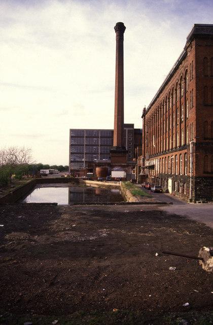 Houldsworth's Mill, Reddish