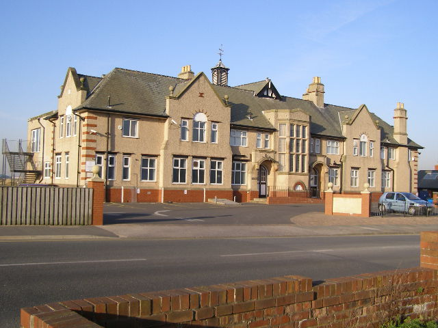 St Annes' Old Links Golf Course Clubhouse