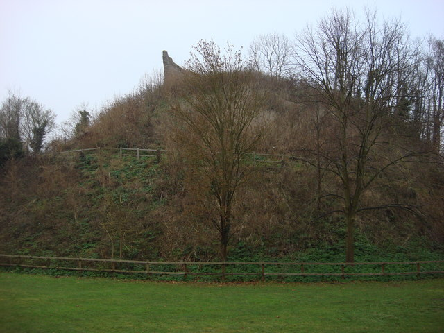 Clare Castle Motte