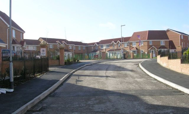Manor Park Road