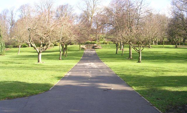Royds Park - Bradford Road