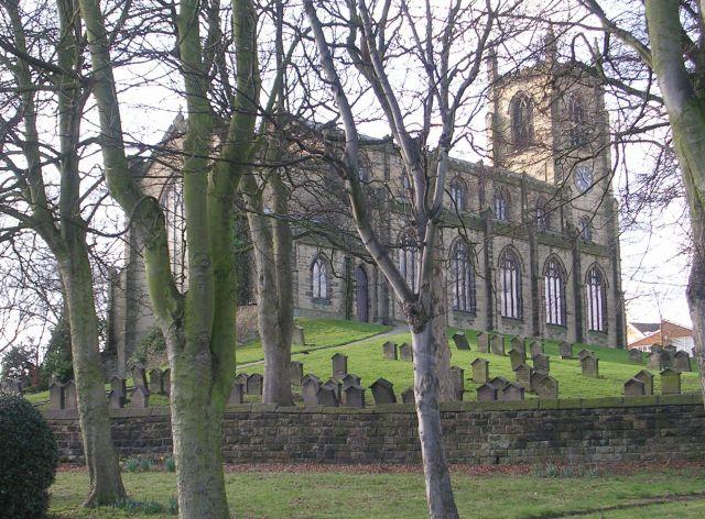 Christ Church - Church Lane