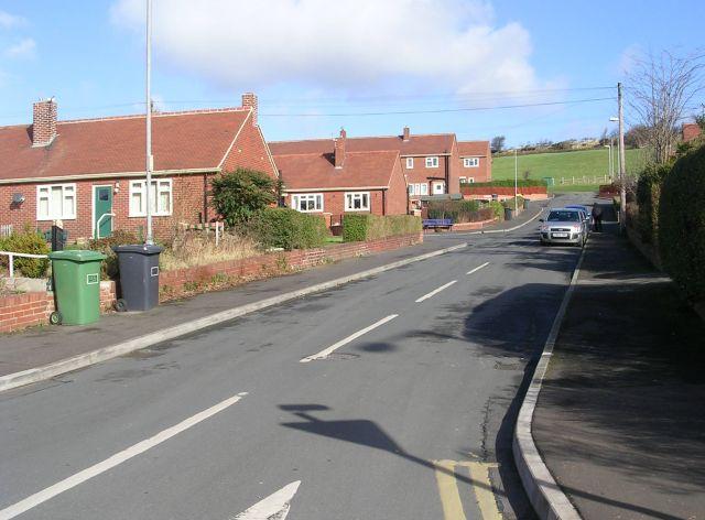 Garden Avenue - Bradford Road