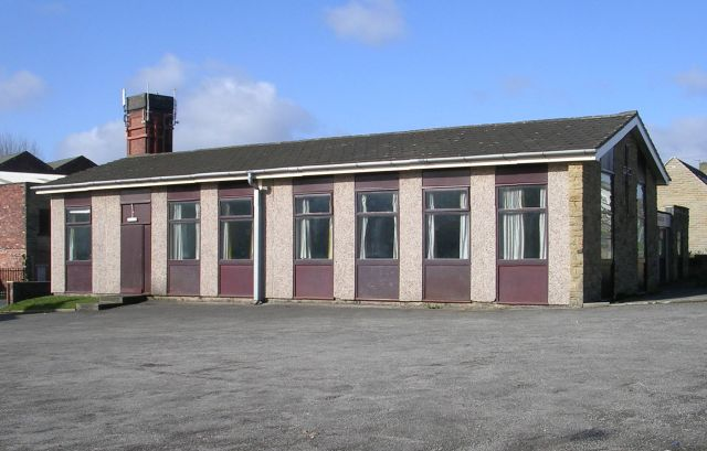 St Andrew's Methodist Church - Bradford Road