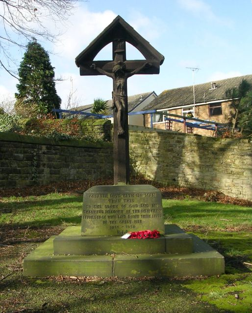 War Memorial - Church Lane